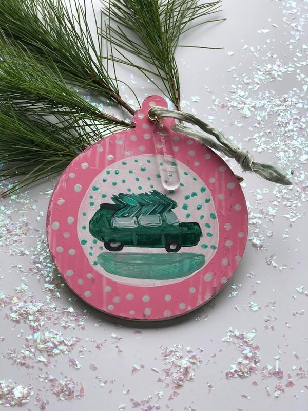 Ornament No. 25