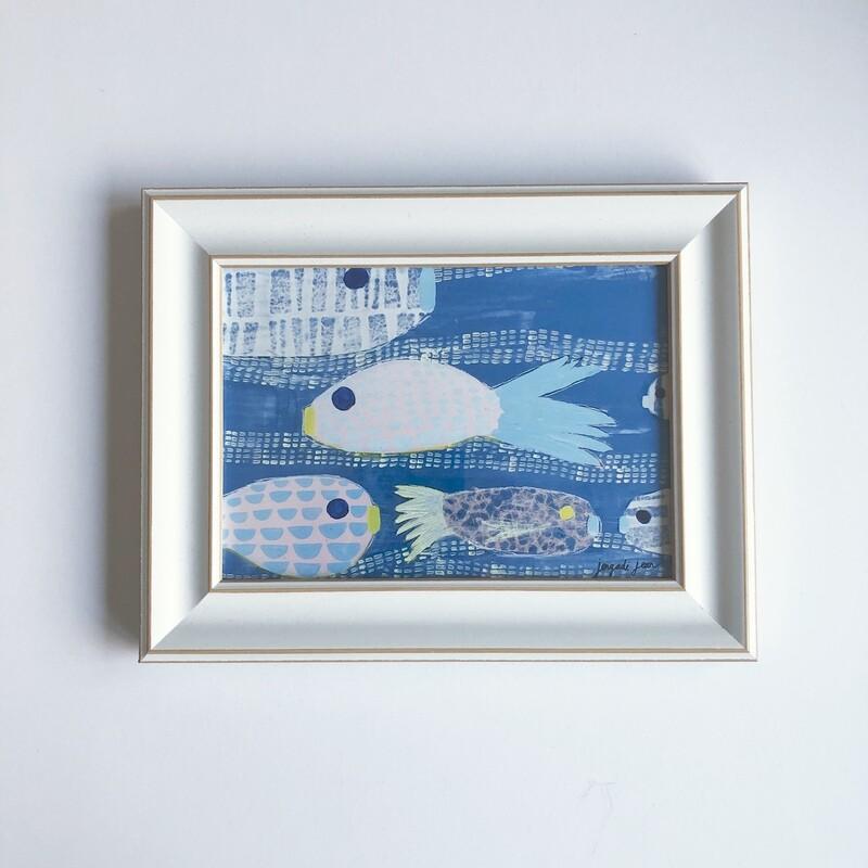 Mini Frame (5x7 Print) No. 10