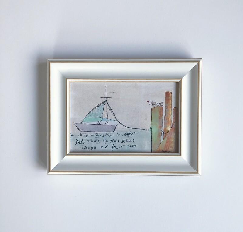 Mini Frame (4x6 Print) No. 1