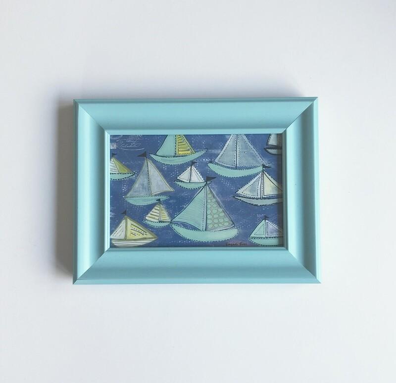 Mini Frame (4x6 Print) No. 2