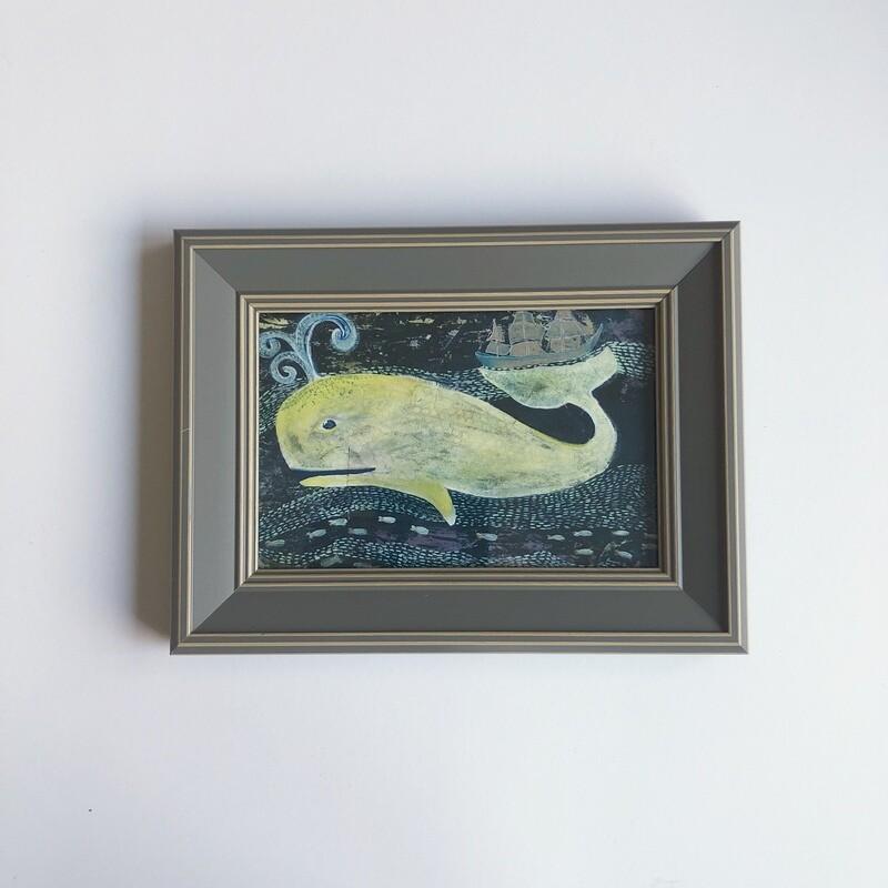 Mini Frame (4x6 Print) No. 6