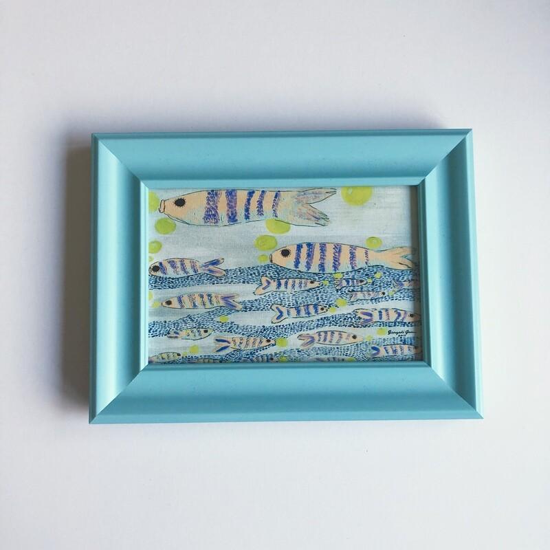 Mini Frame (4x6 Print) No. 9