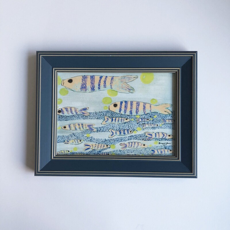 Mini Frame (5x7 Print) No. 12