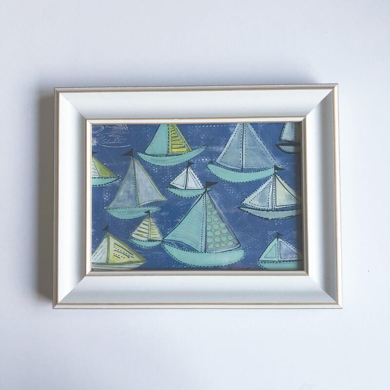 Mini Frame (5x7 Print) No. 14
