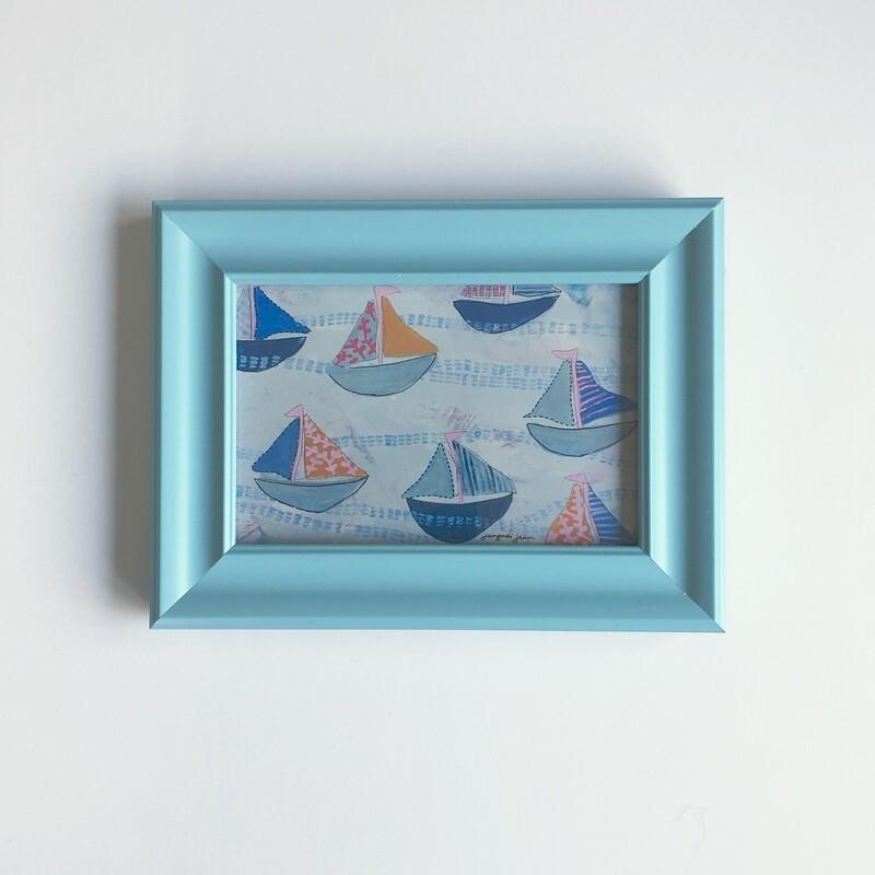 Mini Frame (4x6 Print) No. 3