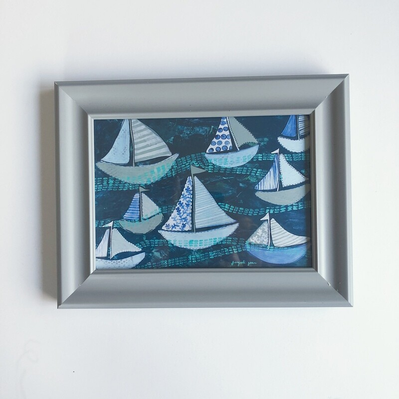 Mini Frame (5x7 Print) No. 4