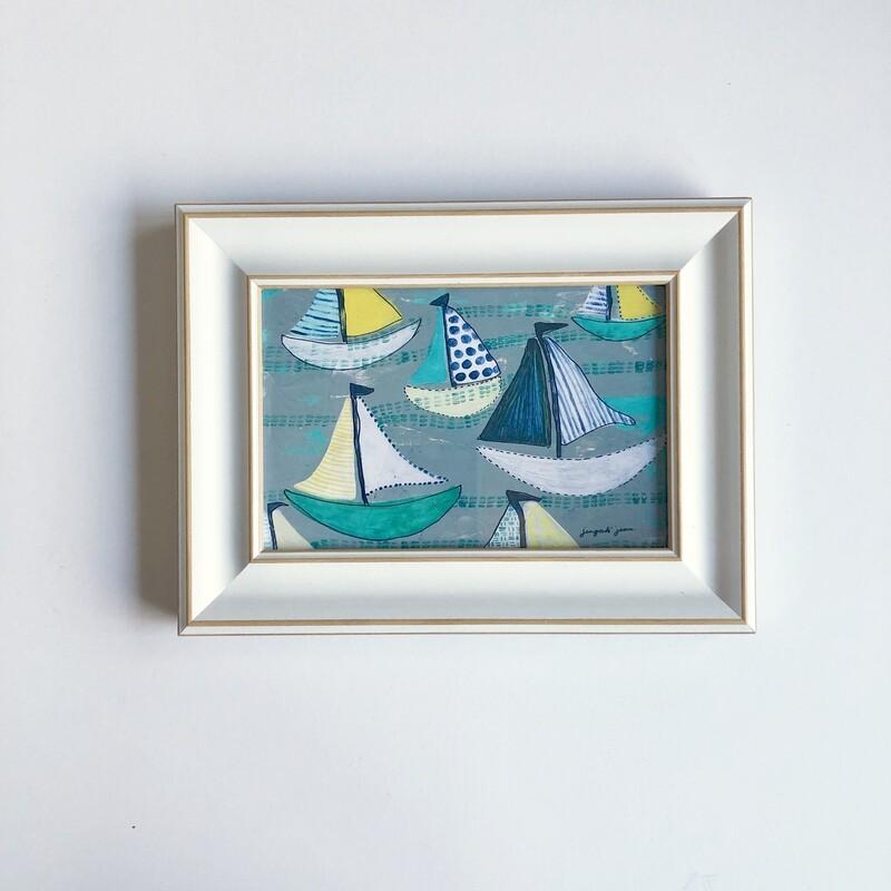 Mini Frame (4x6 Print) No. 7