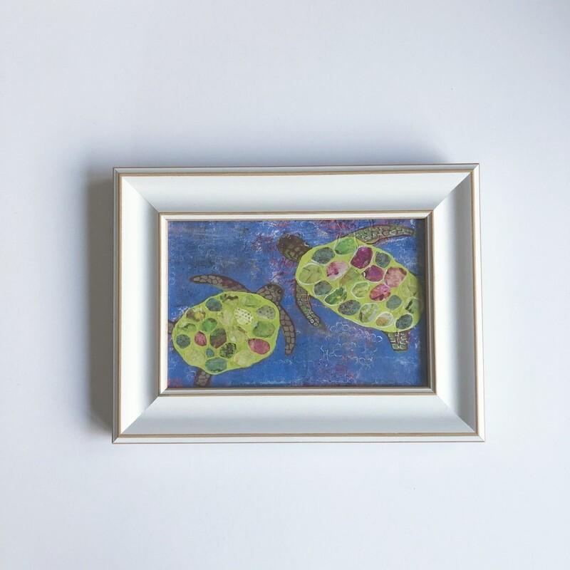 Mini Frame (4x6 Print) No. 8