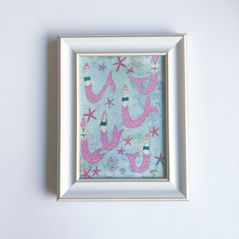 Mini Frame (5x7 Print) No. 11
