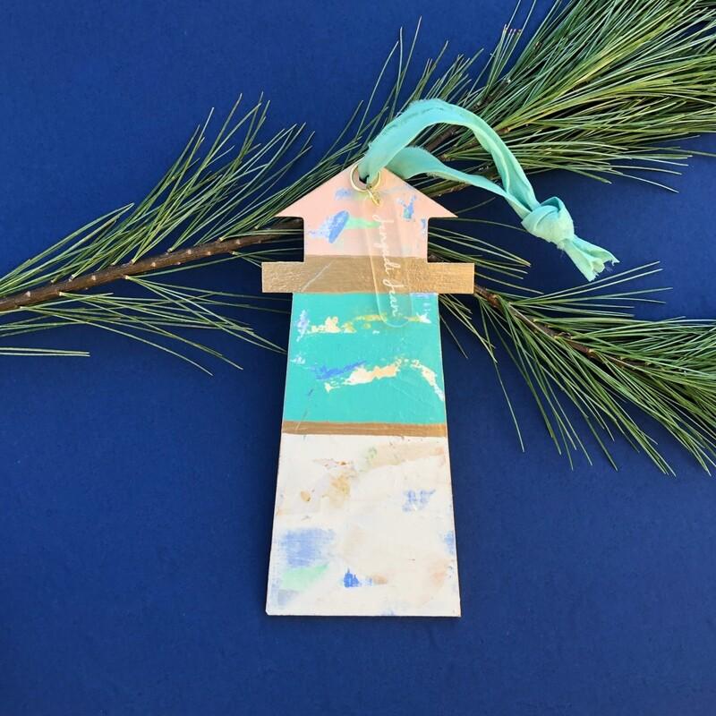 Lighthouse Ornament #22