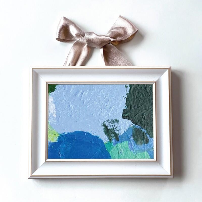 Mini Palette Frame (5x7) Print Framed)