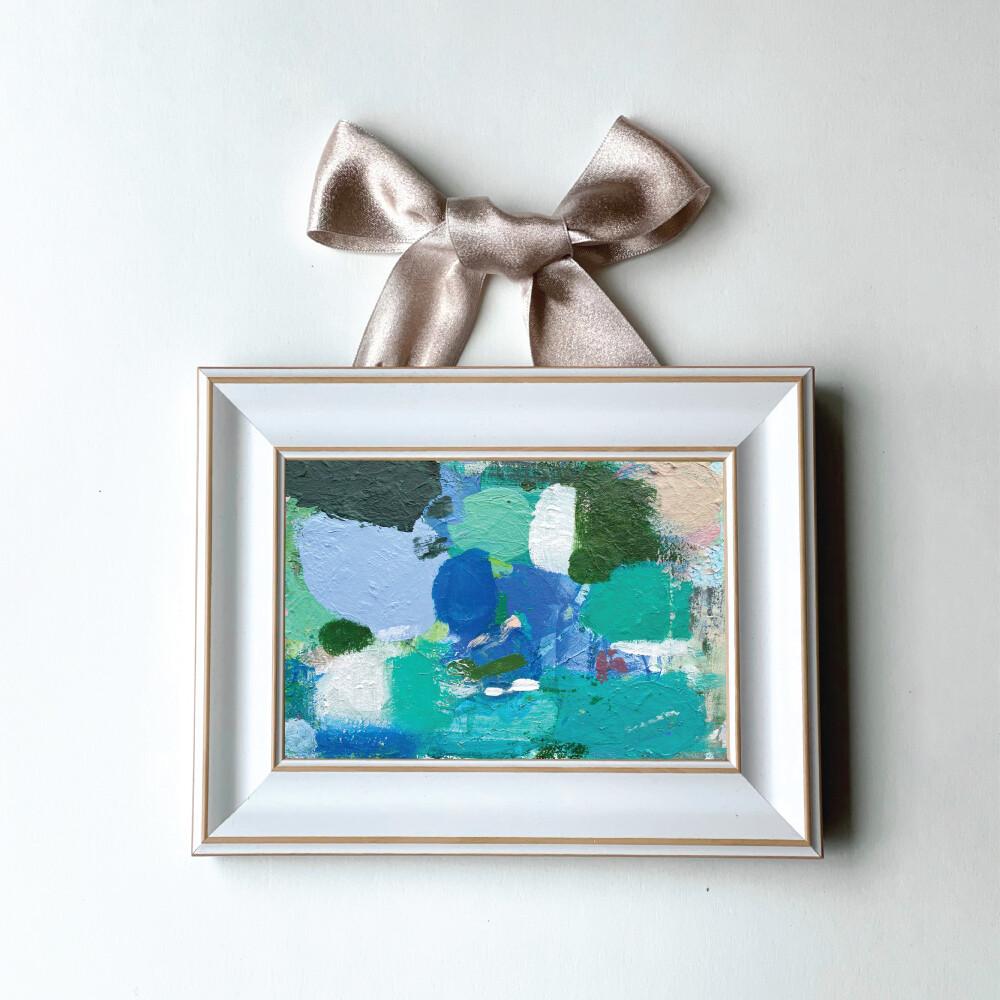 Mini Palette Frame (4x6) Print Framed)