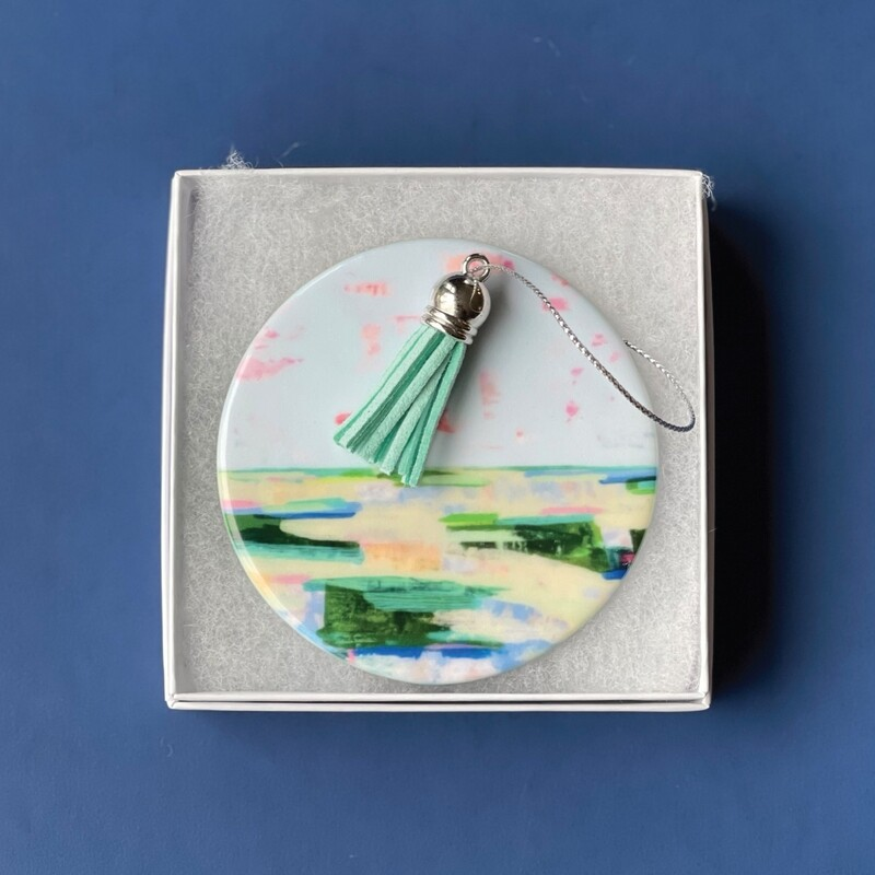 Nantucket Sound II Ornament