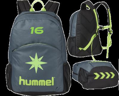 OPTIONAL GEAR: Team Backpack