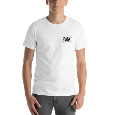 SWX black logo pocket T-shirt