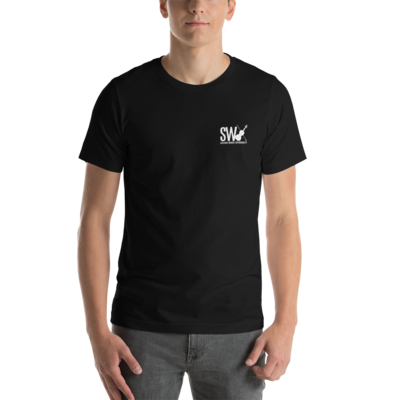 SWX white logo pocket T-shirt