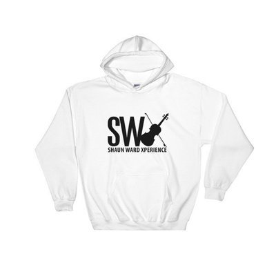 SWX large black logo Hooded Sweatshirt