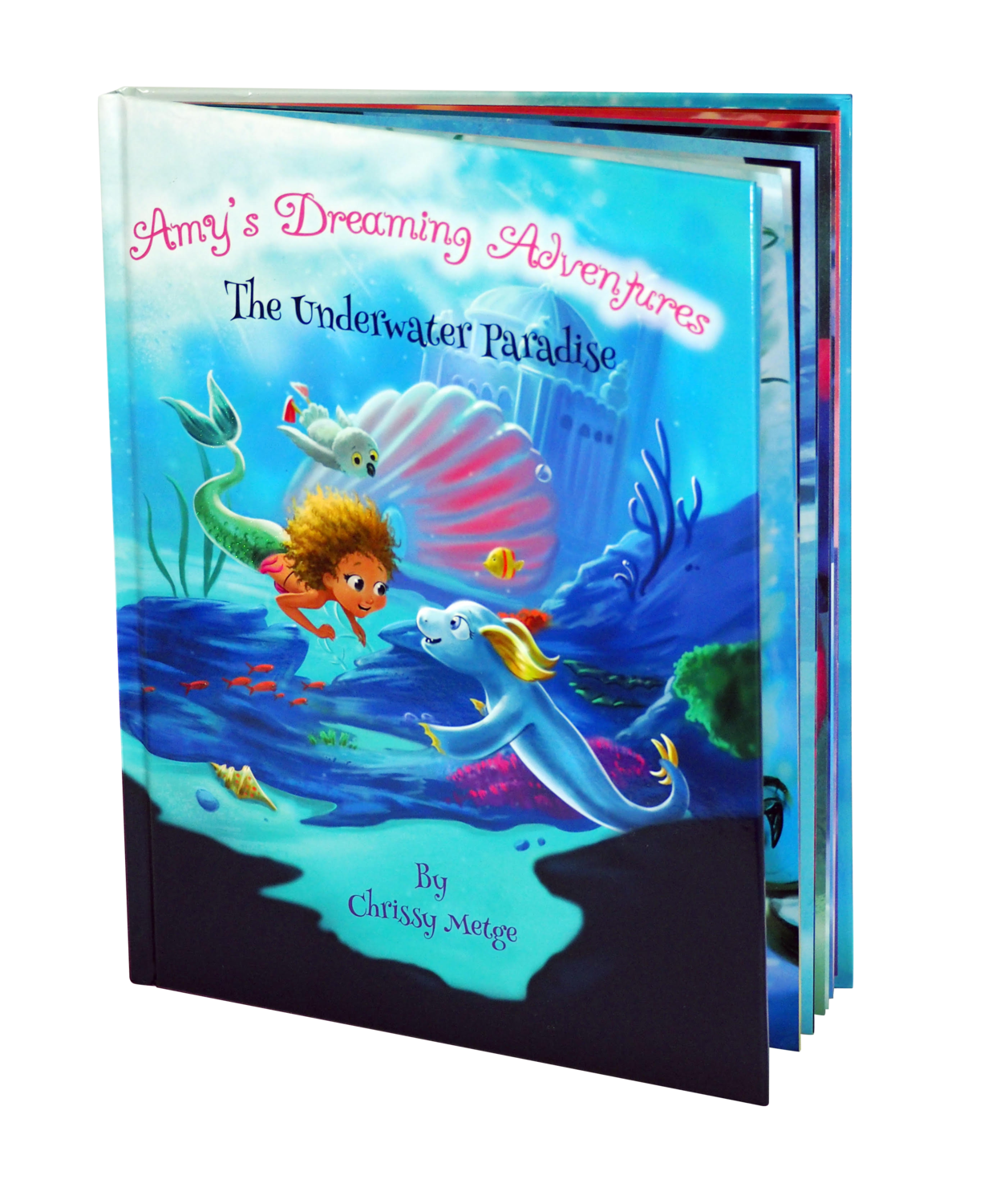 Amy's Dreaming Adventures - The Underwater Paradise - LIMITED EDITION