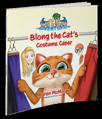 Blong the Cat's Costume Caper - NEW!