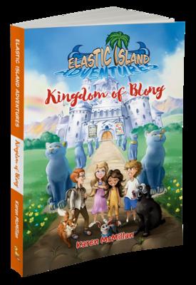 Elastic Island Adventures - Kingdom of Blong - PRE ORDER!