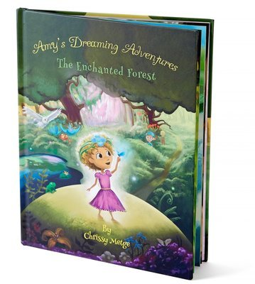 Amy's Dreaming Adventures (on sale, normal price $24.95)