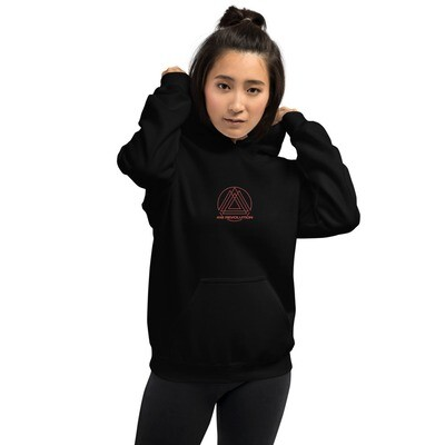 418 Revolution-The Calling Hoodie (Black) Unisex