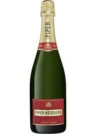 RETAIL  - Piper Heidsieck champagne, Extra Dry - NV, France