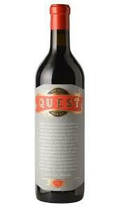 RETAIL  -Quest Red Blend, CA