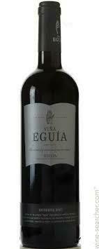 RETAIL  - Eguia Rioja Reserva, Spain