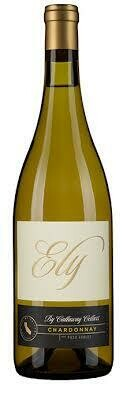 RETAIL  - Ely Chardonnay, medium oak, California