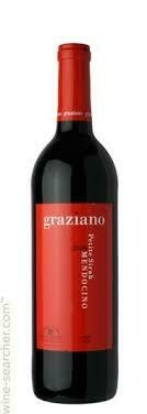 RETAIL  - Graziano Old Vine Carignan, California