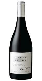 RETAIL  -Davis Bynum Pinot Noir, Russian River Valley, California