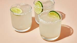Classic Fresh Margarita!