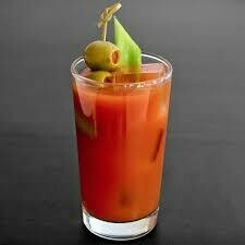 Classic Bloody Mary!