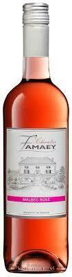 RETAIL  - Chateau Famaey Malbec Rose'