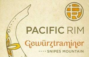 RETAIL - Pacific  Rim Gerwurtzraminer - Washington