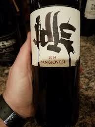 RETAIL  -Idle Sangiovese