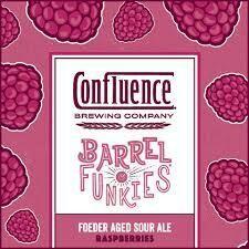 Confluence Barrel of Funkies - Raspberry Sour