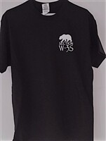 Section W-3S T-Shirt (Black, XX-Large)