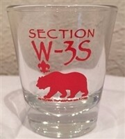 Section W-3S Toothpick Holder