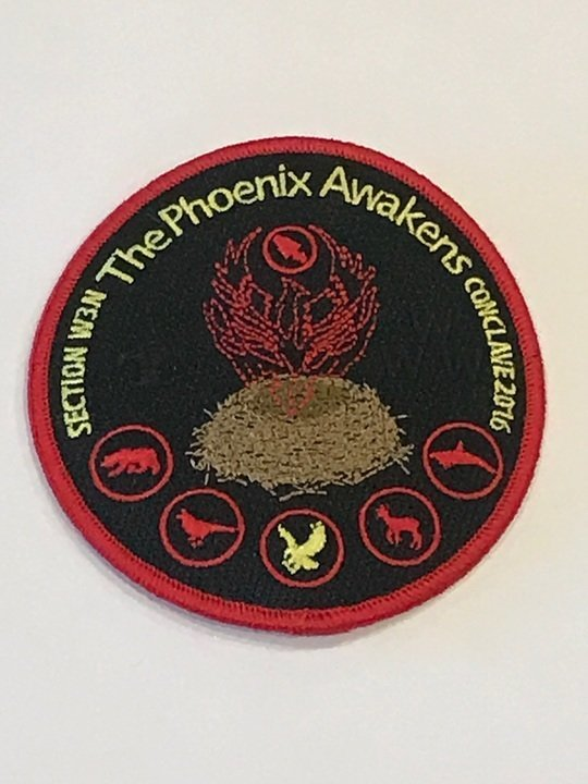 Conclave 2016- Participation Patch