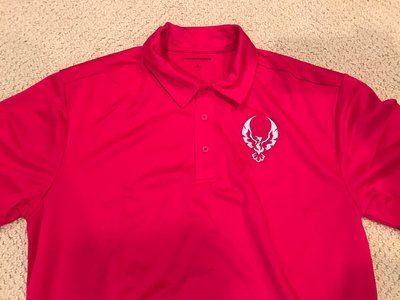 Section Polo - Red - Mens (X-Large)
