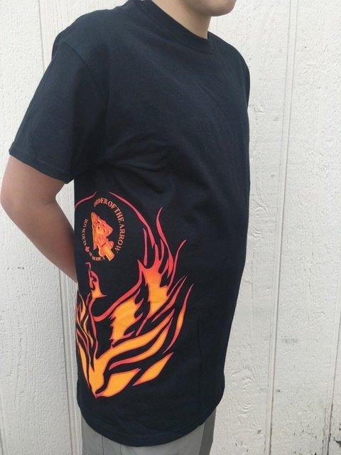 Vintage Logo Section W-N T Shirt (Medium)