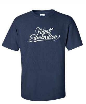Wyatt Edmondson - See The World Tee