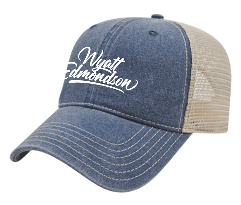 Wyatt Edmondson - Blue Hat