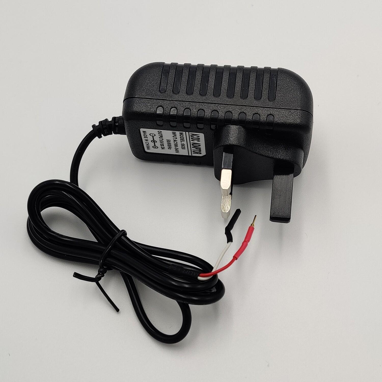 AC/DC power adaptor for UK