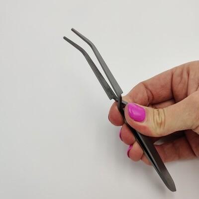 Tweezer - Multi function metal clip tweezer