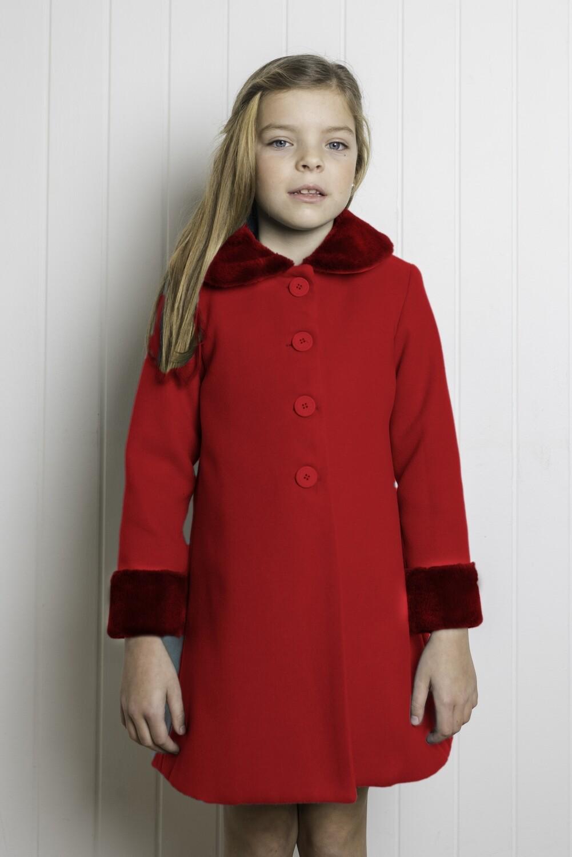Abrigo Rojo de Nekenia
