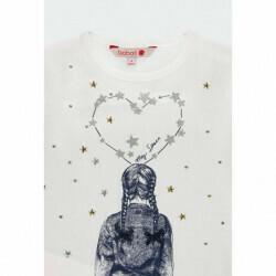 Camiseta punto estrellas