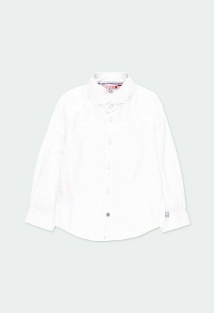 Camisa manga larga de niño